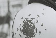 tattoos / by Ashley Rudd Hunsaker