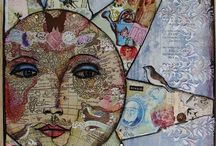 Mixed Media / Altered Art / Assemblage Crafts / by Crafts to Make