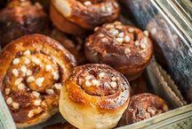 Bake & Pastries & Rolls / by Con Harina en Mis Zapatos {Natalia}