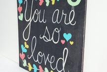 Chalkboard / by Jeannine Porter