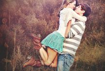 Just a little country engagement... <3 / by Angie Jean