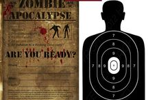 zombie party ideas / by Cindy Scott Carter