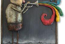 Papel Maché / by Alexandra White
