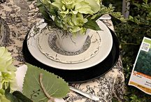 Table Settings / by Sherry Pruitt