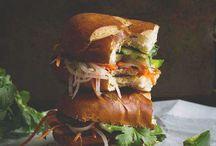 veg. / vegetarian + vegan mains & sides for more virtuous meals  / by Brawner
