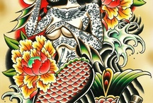 Tattoos / by Miles Tebbutt