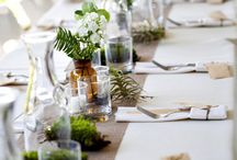 Tables / by Mademoiselle Marie
