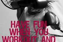 Work it out. / by Charlotte Walden