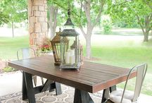 Outdoor Dining Area Ideas / by Plant Care Today