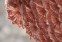 Crocheted Shawls / by Joellen Watkins