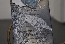 altered tag art / by Sheila Austin