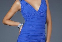 Dress by color: blue / by Kyla Lockwood Fretwell