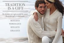 Nautica Holiday 2013 / The perfect gift is just a click away.  / by Nautica