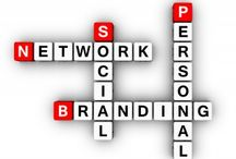 Personal Branding / How to create a representative brand of yourself? When you have visually effective and rich in content CV, blog, Pinterest or Instagram, you are on a good way to brand yourself in social media.  / by Kuulu
