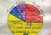Reading and writing with the kids / Elementary Reading and Writing Activities  / by Nicole Torres