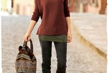 Fall style ideas / by Elece Fiocchi