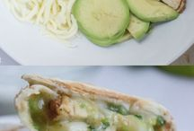 Healthy meals / by Jessy Noack