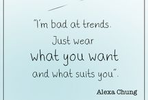 Piustyle Fashion quotes / All the fashionable quotes / by Piustyle Italia