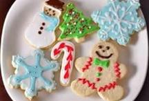 Christmas cookies / by Megan Baril
