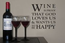 "V I N O  / ""Wine is the most healthful and most hygienic of beverages.""  ― Louis Pasteur / by Barbara Lowrie~Johnston"
