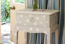Annie Sloan Chalk Paint Ideas / by Lindsay Holmquist
