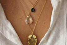 Jewelry/accessories❤️❤️❤️ / by Jennifer Moreland