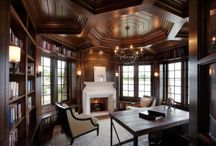 Ceilings / Groovy ceiling treatments. / by Sandy Fischler