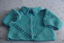 Crochet for infants / by Estrella Amaro