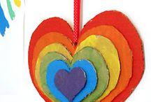Hearts Valentine's Day / by Laura Plyler @ TheQueenofBooks