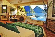 Bedroom Ideas / Beautiful bedroom interior design ideas.  / by Craftsmen Construction, Inc.