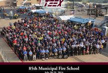 TEEX Annual Fire Training Schools / by Texas A&M Engineering Extension Service - TEEX