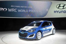 Exclusive pictures from the Paris Motor Show / by HyundaiIndia