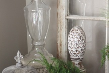 Christmas vignettes / by Heather Hoover-Shaw