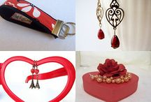 Valentine's jewelry / by Joelle Conway