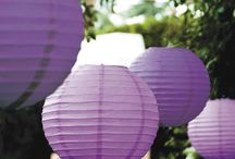 Purple Wedding Ideas / by Oriental Trading Company