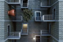 Architecture / Buildings and design / by Designer First