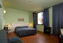 Our rooms / Our hotel offers seven types of rooms for your every need. All rooms have air conditioning/heating, minibar, small safe, TV and hairdryer. / by Park Hotel le Fonti