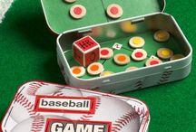 Baseball craft / by Nicole Frieder