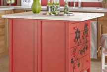 Home - Kitchen Ideas / by Tina Conrad