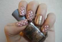 Nails / by Candace Rivera