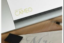 My New Toy! Silhouette Cameo / by Bree Hoyt