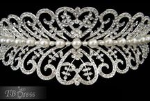 tbdress Wedding Tiaras / by TB Homecoming