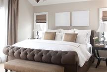Home Decor - Bedroom / by Tiffany Burnham