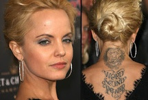 Celebrity Tattoos / by Joker Tattoo Supply www.JokerTattoo.net