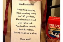 Bed and breakfast ideas and gifts / by Dara Williams