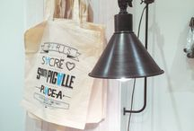 Place à la boutique/ The Parisian shop / New concept store in Paris (near the Sacré Coeur...) 19 rue Condorcet – 75009 Paris Du mardi au vendredi de 11H30 à 19H30 / le samedi de 11H à 19H   / by PLACE-A .COM