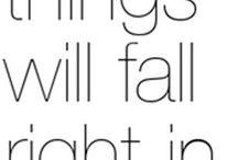 Favorite Sayings / by Chris Diegel