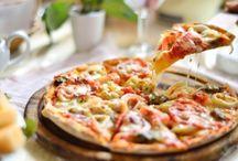 ♨ Pizzas y focaccias / Todos los pins tienen las recetas / by María Celeste Guzmán