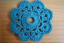 My crochet crafts / by Vanesa Alvez