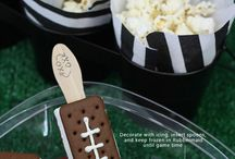Party Ideas: Sports / by Jo-Ann